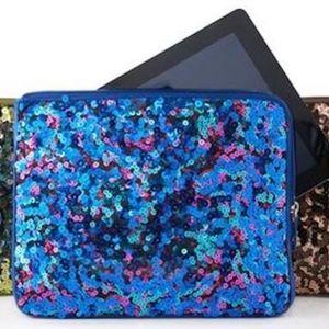 LODIS Sequin iPad Sleeve MSRP$88